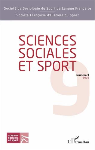 Couverture Sciences sociales et sport n°9