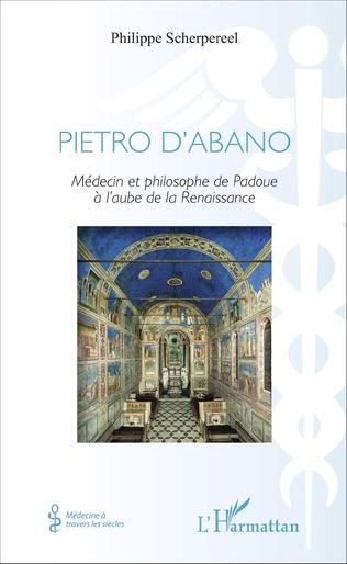 Couverture Pietro d'Abano