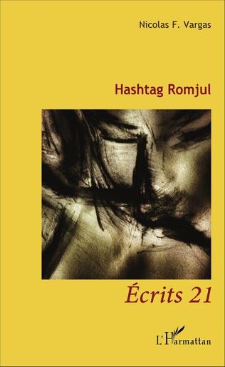 Couverture Hashtag Romjul