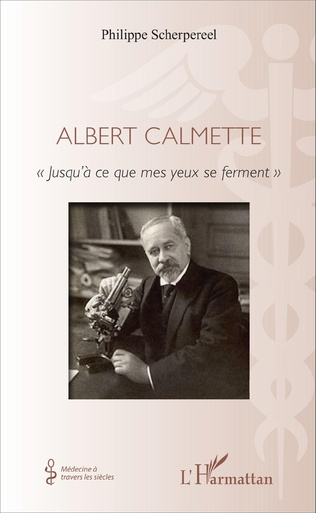 Couverture Albert Calmette