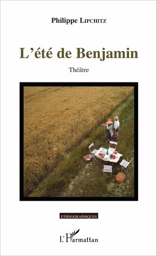 Couverture L'été de Benjamin
