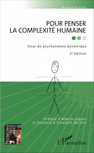 Couverture Pour penser la complexité humaine