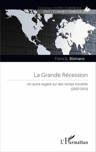 Couverture La Grande Récession