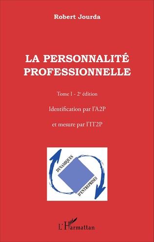 Couverture La personnalité professionnelle (Tome 1)