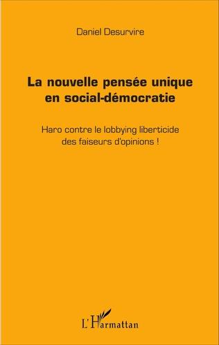 Couverture La nouvelle pensée unique en social-démocratie
