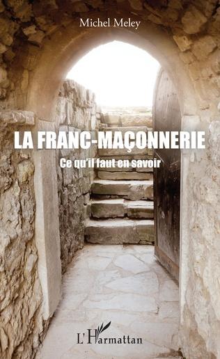 Couverture La Franc-maçonnerie