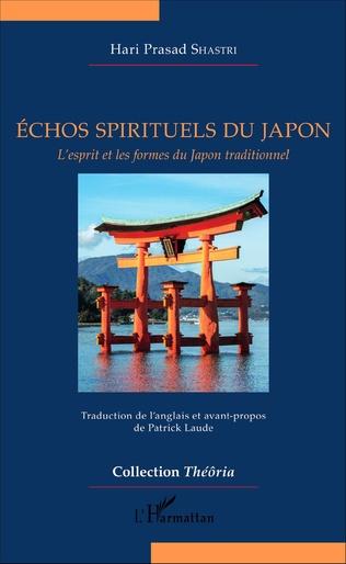 Couverture Echos spirituels du Japon