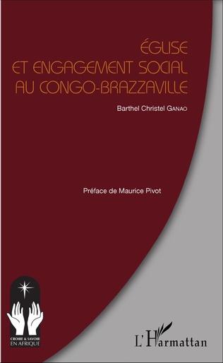 Couverture Eglise et engagement social au Congo-Brazzaville