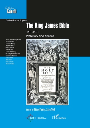 Couverture The King James Bible 1611-2011
