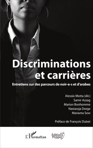 Couverture Discriminations et carrières
