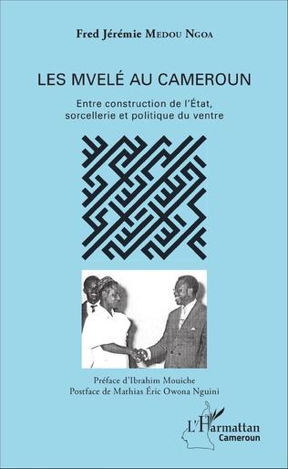 Couverture Les Mvelé au Cameroun
