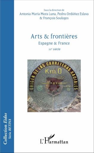 Couverture Arts & frontières