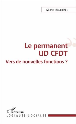 Couverture Le permanent UD CFDT