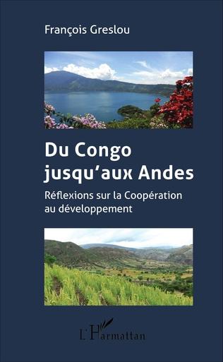 Couverture Du Congo jusqu'aux Andes