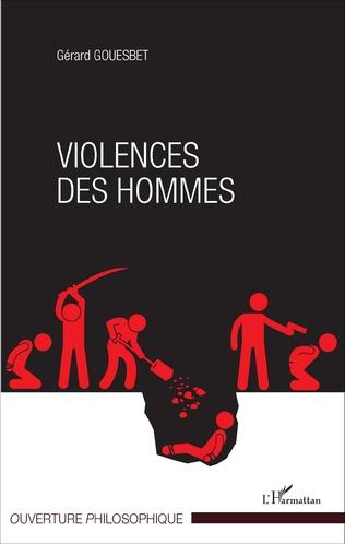 Couverture Violences des hommes