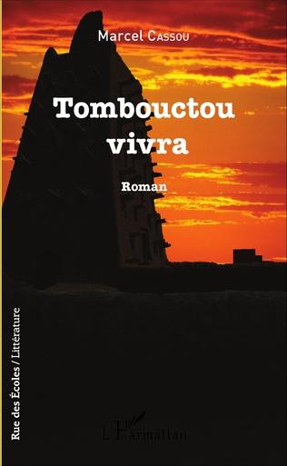 Couverture Tombouctou vivra
