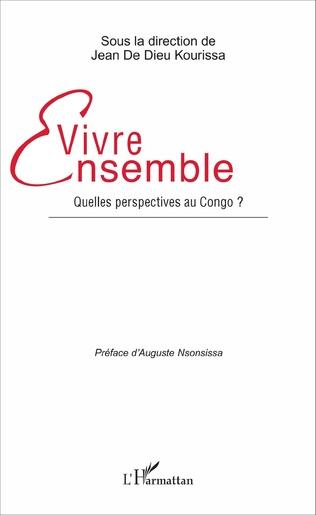 Couverture Vivre ensemble. Quelles perspectives au Congo ?