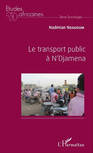 Couverture Le transport public à N'Djamena