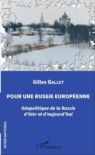 Couverture Pour une Russie européenne