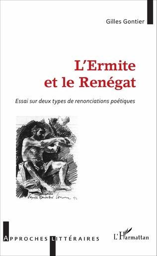 Couverture L'Ermite et le Renégat