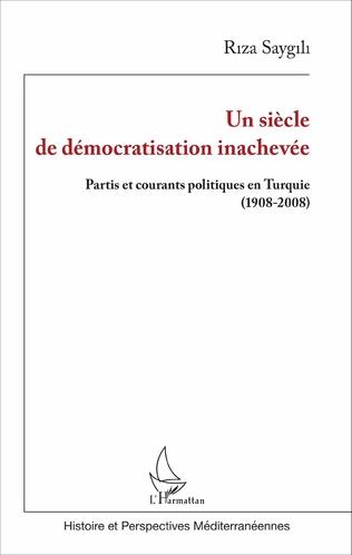 Couverture Un siècle de démocratisation inachevée