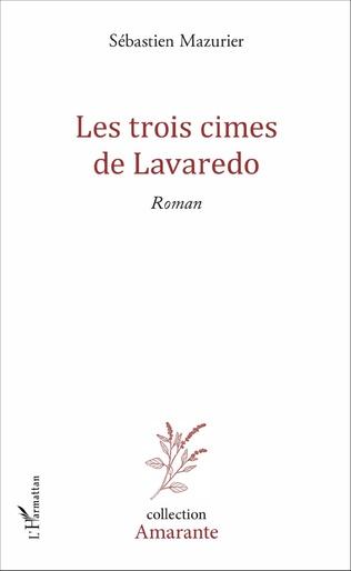 Couverture Les trois cimes de Lavaredo