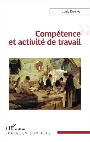 Couverture Compétence et activité de travail