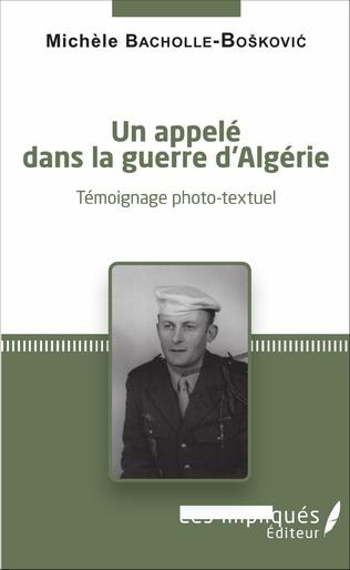 Couverture Un appelé dans la guerre d'Algérie