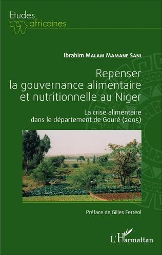 Couverture Repenser la gouvernance alimentaire et nutritionnelle au Niger