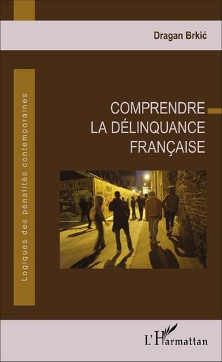 Couverture Comprendre la délinquance française