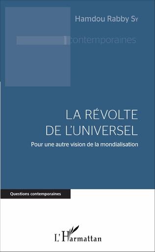 Couverture La Révolte de l'Universel