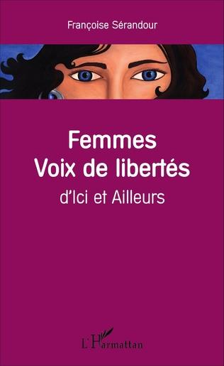 Couverture Femmes voix de libertés