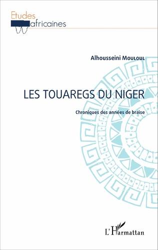 Couverture Les Touaregs du Niger