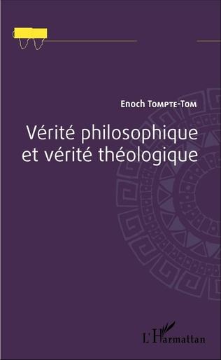 Couverture Vérité philosophique et vérité théologique
