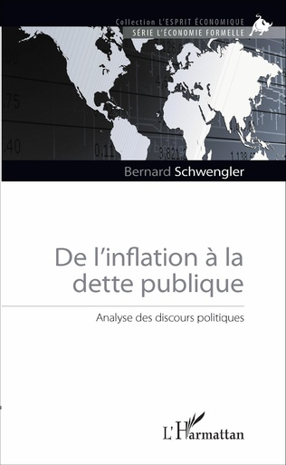 Couverture De l'inflation à la dette publique