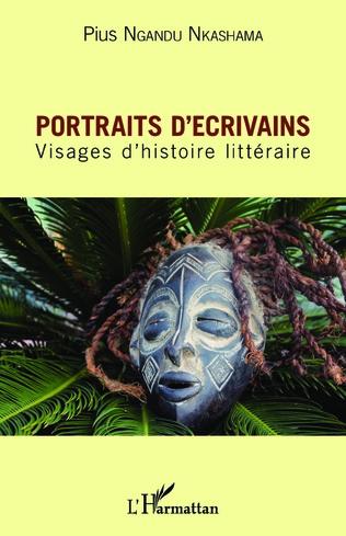 Couverture Portraits d'écrivains