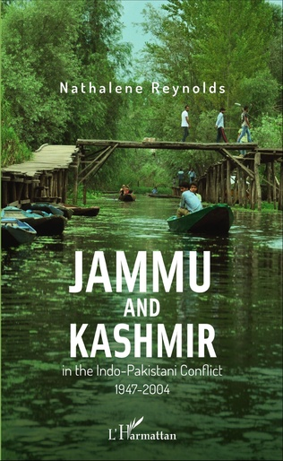 Couverture Jammu and Kashmir in the Indo-Pakistani Conflict