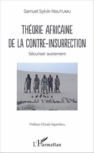 Couverture Théorie africaine de la contre insurrection