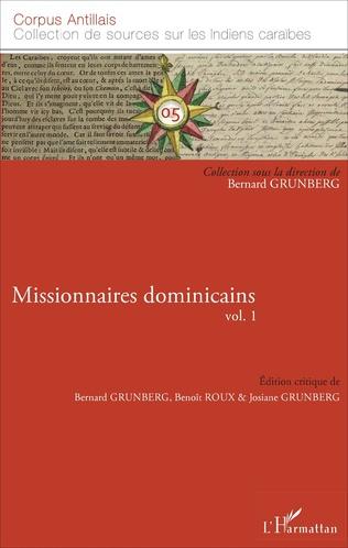 Couverture Missionnaires dominicains