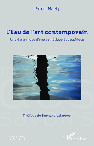 Couverture L'Eau de l'art contemporain