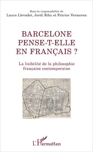 Couverture Barcelone pense-t-elle en français ?