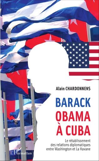 Couverture Barack Obama à Cuba