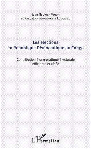Couverture Les élections en République Démocratique du Congo