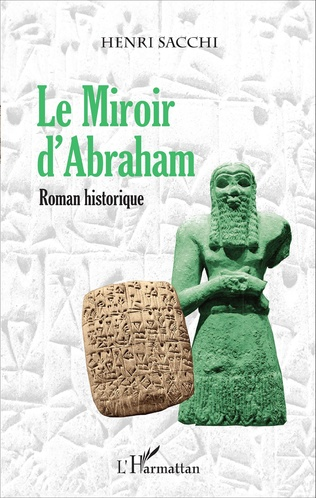 Couverture Le Miroir d'Abraham