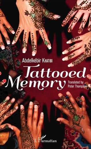 Couverture Tattooed Memory