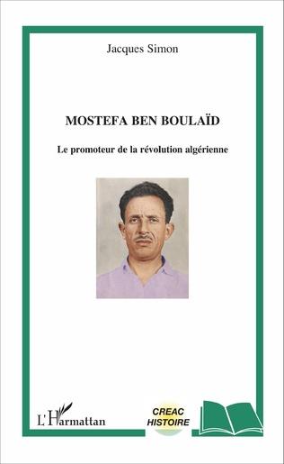 Couverture Mostefa Ben Boulaïd