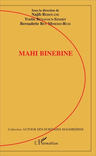 Couverture Mahi Binebine