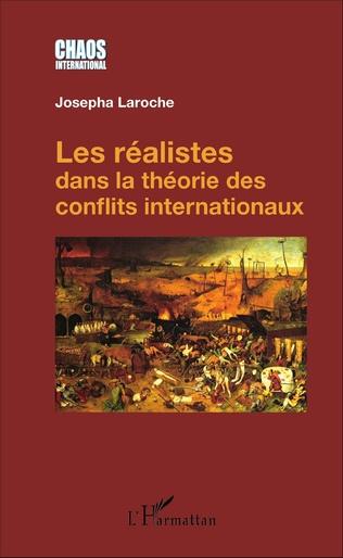 Couverture Les réalistes dans la théorie des conflits internationaux