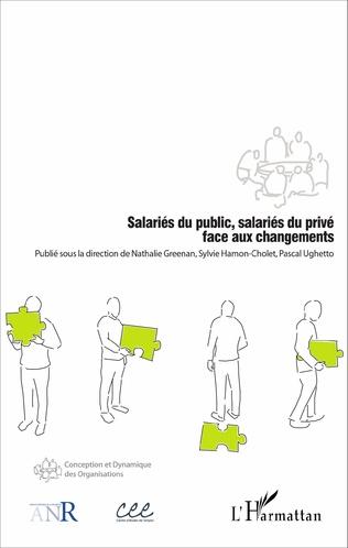 Couverture Salariés du public, salariés du privé face aux changements