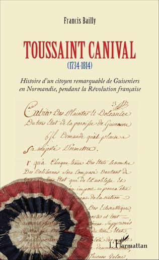 Couverture Toussaint Canival